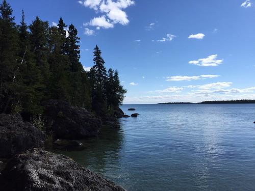 Kayaking & Hiking Tour, September 2015