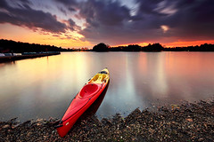 Time Off (fiz_zero) Tags: longexposure sunset wallpaper sky sun nature beautiful skyline sunrise landscape boat nikon outdoor background awesome canoe explore malaysia colourful putrajaya wetland taipinglakegarden nikon1635mmf4vr nisifilter nikond750 nisimalaysia