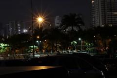 Em So Paulo, as cores do anoitecer.. (quanaval_sp) Tags: light night sopaulo noflash sp noturna noite ibirapuera alesp assembleialegislativa