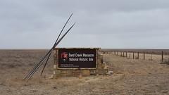 Sand Creek Massacre NHS
