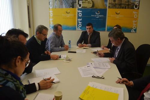 La Cátedra de Medio Ambiente del Puerto incorporará a cuatro becarios