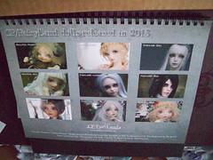 Fairyland 2016 Calendar (Lyricality) Tags: calendar fairyland 2016 legit
