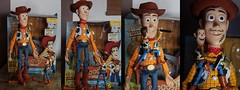 I'm the only one, asshole!! (kmd666) Tags: toy toystory signature woody collection revoltech