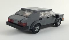 Maserati Quattroporte III (Dar2k) Tags: italy car lego voiture creation vehicle 80 maserati moc quattroporte