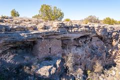 Montezuma's Well -2 (nikons4me) Tags: arizona ruins pueblo az sinkhole cliffdwelling rimrock montezumaswell nikonafsdx18200mmf3556gifedvr nikond7100