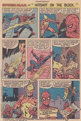 Spider-Man / Hotshot On The Block (micky the pixel) Tags: cake comics comic spiderman advertisement marvel reklame anzeige heft hotshot hostesstwinkiescakes