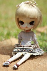 Sunny girl (n a m i [  ]) Tags: cute doll dal planning groove pullip jun dotori