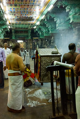Madurai Temple Night Ceremony
