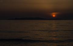 Sunset in Greece (ivan.neshovski) Tags: travel sunset sea summer sky beach nature landscape island europe outdoor sony greece balkans 1855 root backpacker corfu rootphotography sonylens sonya58 sonyalpha58 sonyslt58