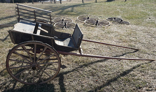 Horse Spring Buggy - $495.00