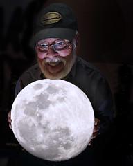 My Moon My Rules ii (superdavebrem77) Tags: moon fantasy selfie selenology canon70d