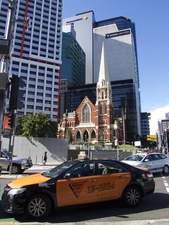 Brisbane, Eglise St Andrew