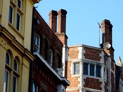 Storeys (tezzer57) Tags: windows london nikon carnabystreet chimneys londonist