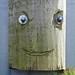 Pfahlgesicht - Prop Smiley