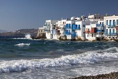 Greece (Michael Zahra) Tags: ocean travel blue sea summer white tourism water island europe mediterranean euro azure eu athens santorini greece crete rhodes mikonos agean