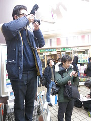 (fukapon) Tags: people canon photographer aomori  powershots110   flickrandroidapp:filter=none