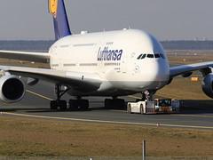 AIRBUS A380 841 Lufthansa D-AIMH 070 Frankfurt fvrier 2016 (paulschaller67) Tags: frankfurt airbus a380 lufthansa fvrier 2016 070 841 daimh