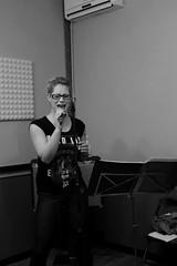 IMG_5293 (PsychopathPh) Tags: la sala musica toscana anima prato nell cantante musicisti prove chitarrista bassista batterista inaudito