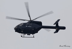 Belgian Federal Police MD900 G-16 (birrlad) Tags: brussels airport chopper belgium explorer eu police meeting security helicopter international government douglas federal patrol bru mcdonnell g16 md900