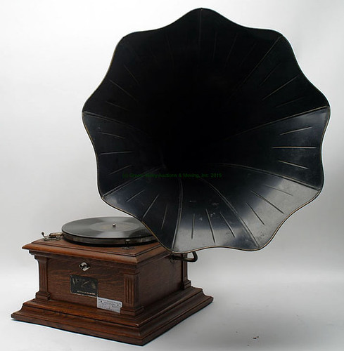 Victrola w/ Horn - $1100.00 (Sold June 19, 2015)