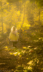 Sunlit moment... (Marla Nutbrown) Tags: family trees sun love girl beautiful beauty outdoors moments natural bokeh daughter captured naturallightphotography marlanutbrownphotography
