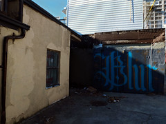 Blur (geowelch) Tags: toronto chinatown urbanlandscape urbanfragments fujifilmx10