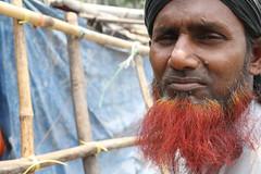 Red on blue (martien van asseldonk) Tags: dhaka bangladesh moslim martienvanasseldonk