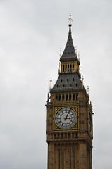 Big Ben (NoemiM4) Tags: travel london clock bigben