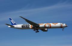 JA789A (MAB757200) Tags: airplane ana aircraft jfk boeing airlines jetliner allnipponairways kjfk b777381er ja789a starwarsbb8