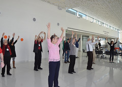 Sarah Mattingly Lead Instructor (sfrikken) Tags: senior marie wisconsin paul for bill dance amy exercise library central center falls glen cassie madison ballroom occupational balance irene therapy kelli fitness prevention basics physical stephani