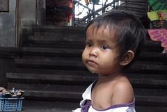 Bali 2016 (daaynos) Tags: portrait bali face kid eyes child expression streetportrait streetlife ubud streetshot expressie