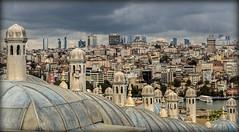 Istanbul (josboyer) Tags: turkey istanbul turquie toit dômes
