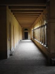 Potsdam_07 (Kurrat) Tags: architektur ausflug schloss sanssouci potsdam brandenburg reise sule sulengang friedenskirche stdtereise kolonnade