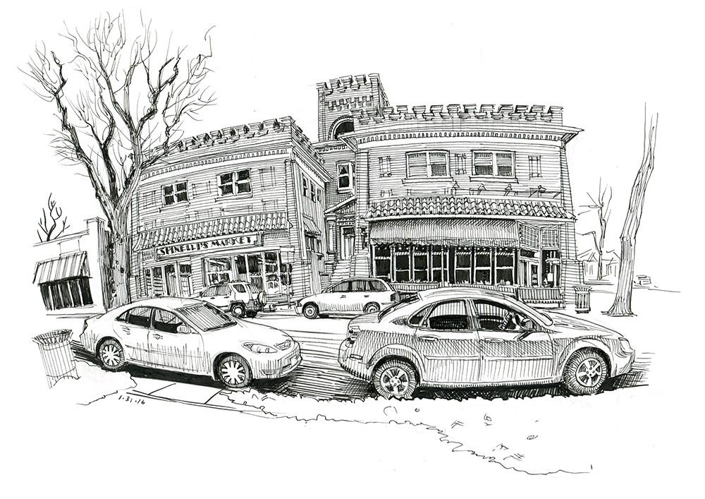 the world 39 s best photos of cars and sketchbook flickr hive mind. Black Bedroom Furniture Sets. Home Design Ideas