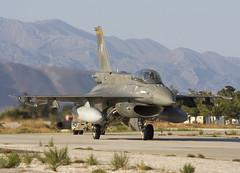 F-16D 608 CLOFTING _MG_8556+FL (Chris Lofting) Tags: greek bay force air f16 340 343 608 souda f16d