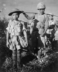A 10 year old child soldier of the army of nationalist China. Burma, May 1944. (2,366  2,916) #HistoryPorn #history #retro http://ift.tt/1VxUfb4 (Histolines) Tags: china old 2 history soldier army child 10 burma year may retro timeline nationalist 1944 916 366  vinatage a historyporn histolines httpifttt1vxufb4