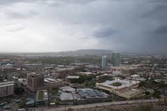 Storm's a brewin South (_jket) Tags: storm tempe tempebutte