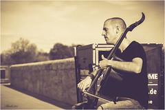Prypjat Syndrome (Buchse303) Tags: music canon musiker magdeburg cello l lightroom 24105 sternbrcke sachsenanhalt 60d buchse303 httpwwwprypjatsyndromede