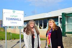 Llyfegell Townhill Library