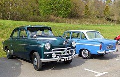 Vauxhall Wyvern ( Andrew) Tags: auto old classic car voiture coche