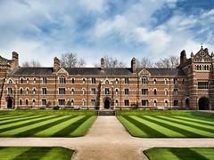 Keble college (Hayzphotos) Tags: uk england spring university olympus oxford omd keblecollege project365 mirrorless em5mk2