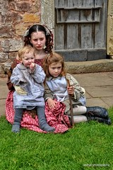 Rufford Abbey Reenactment Day (amhjp) Tags: portrait heritage history vintage outdoors victorian historic v historical reenactment rufford livinghistory ruffordabbey livinghistoryweekend greatunwashed reenactmentevent reenactmentevents reenactmentweekend livinghistoryevents amhjpphotography amhjp raggedvictorians ruffordbazzar ruffordabbeymultiday2