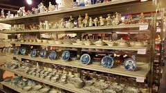Cherished Danish keepsakes brought to the U.S. - I recognize some of these from my Grandma & Grandpa's house
