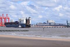 Atlantic Conveyor & Star (Gareth Garbutt) Tags: acl rivermersey atlanticstar atlanticcontainerline atlanticconveyor