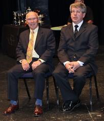 John Berryman & Andrew Wilson