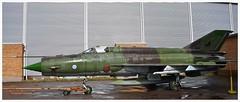 MiG-21BIS : MG-135 Serial : 75084554.. (Ciaranchef's photography.) Tags: russian coldwar mig militaryaviation russianaircraft mig21 militaryjets aircraftmuseum vintageaeroplanes finnishaviationmuseum aircraftphotography nikond7000 nikonaviation nikon18300mmf3556gedvr preservedaeroplanes