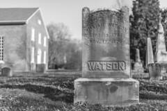 * (jack .b.) Tags: old church rural newjersey cemetary gravestone baptist longtimegone nikond810 nikon3514g