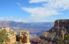 Colorado River vista in Grand Canyon (Monceau) Tags: landscape grandcanyon coloradoriver grandcanyonnationalpark