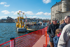 D8E_0937 (Bengt Nyman) Tags: ferry sweden stockholm cable april vaxholm 2016