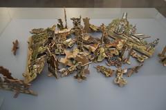 War toys in wood (quinet) Tags: alps salzburg toys austria tirol sterreich soldiers spielzeug tyrol autriche soldaten jouets 2014 soldats tyrolia